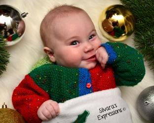 Christmas Baby 001